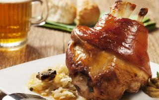 Kuchnia niemiecka to głównie potrawy mięsne z dodatkiem ziemniaków